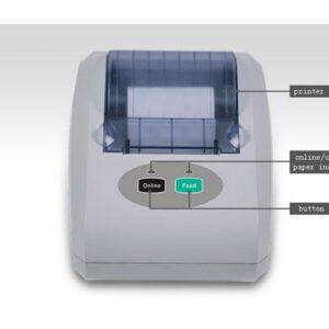 εκτυπωτής για καταμετρητή διαχωριστή κερμάτων te 103