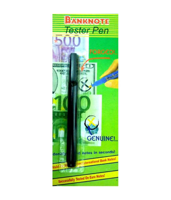 μαρκαδόρος στυλό πλαστών χαρτονομισμάτων tester pen
