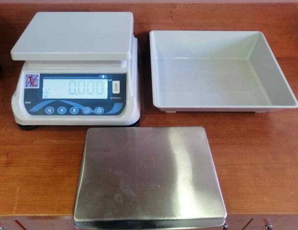 Ζυγαριά εργαστηρίου ΤΕΜ ΕΚΟ 20 κιλών 1 γραμμαρίου