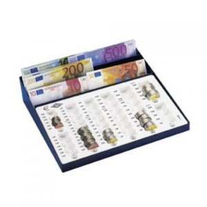 Θήκη φύλαξης κερμάτων & χαρτονομισμάτων μικρή
