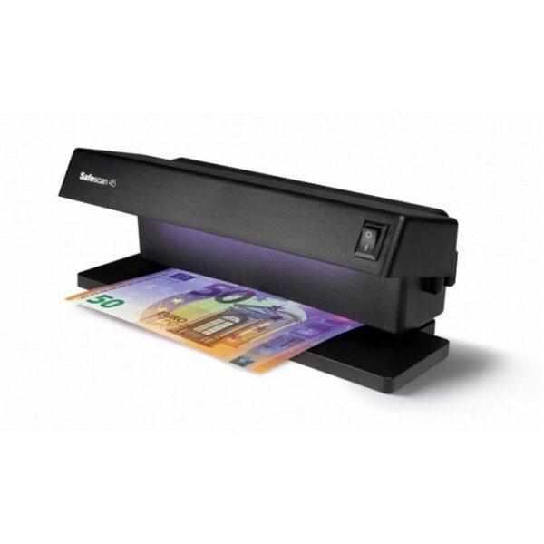 ανιχνευτής πλαστών χαρτονομισμάτων safescan 45