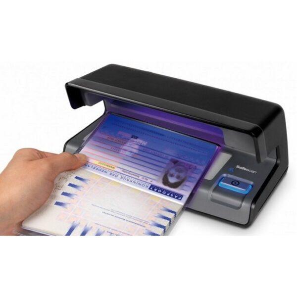 ανιχνευτής πλαστών χαρτονομισμάτων safescan 70