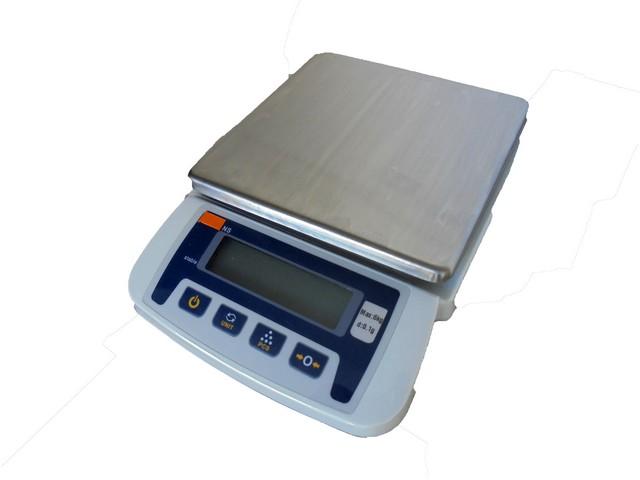 ζυγαριά εργαστηρίου tem ns 6kg