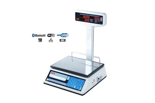 Ζυγαριά λιανικής πώλησης TEM EGE LED T-POST