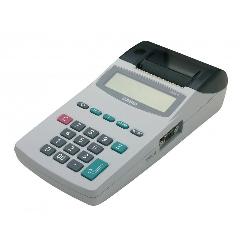 Φορολογικός μηχανισμός ΕΑΦΔΣΣ casio fp600