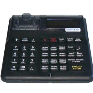 Ταμειακη μηχανή incotex 133 γενικής χρήσης on line