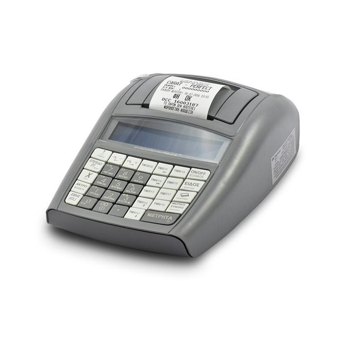 Ταμειακή μηχανή carat perfect φορητή λαικής on line