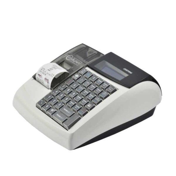 Ταμειακή μηχανή custom big plus γενικής χρήσης on line