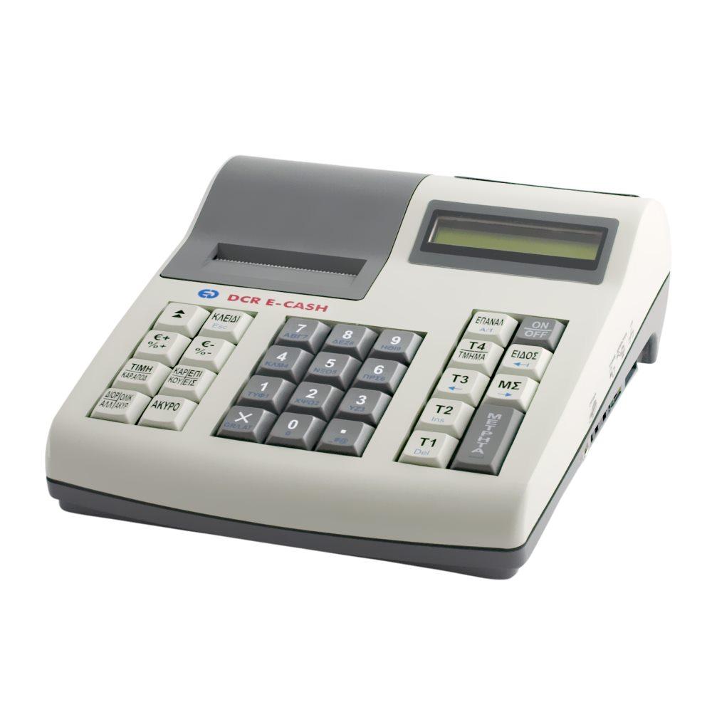Ταμειακή μηχανή e cash on line