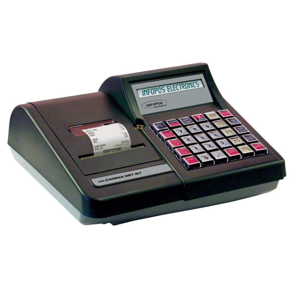 Ταμειακή μηχανή infocarina net γενικής χρήσης on line