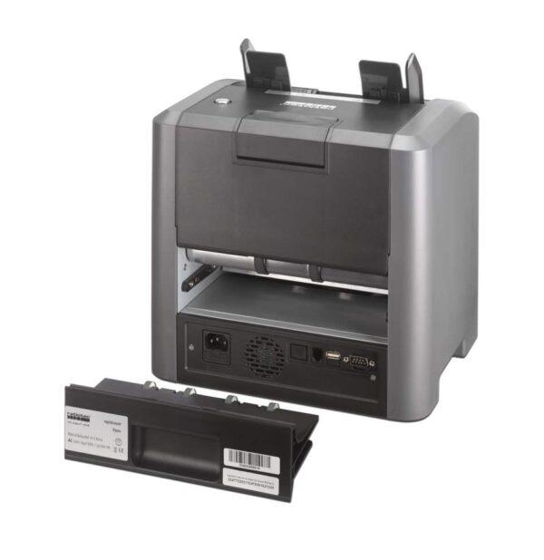 καταμετρητής χαρτονομισμάτων ratiotec rapidcount x500