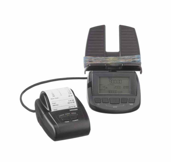 εκτυπωτής ratiotec rtp300 και ζυγαριά μέτρησης χρημάτων rs2000