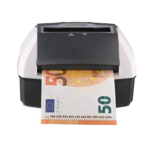 Ανιχνευτής πλαστών χαρτονομισμάτων ratiotec soldi smart pro