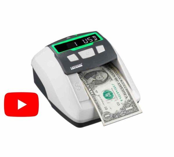 ανιχνευτής πλαστών χαρτονομισμάτων ratiotec soldi smart pro usd