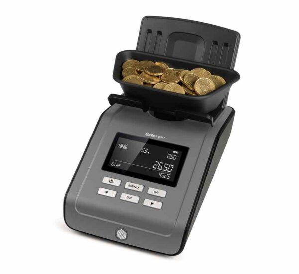 ζυγαριά μέτρησης χρημάτων safescan 6165
