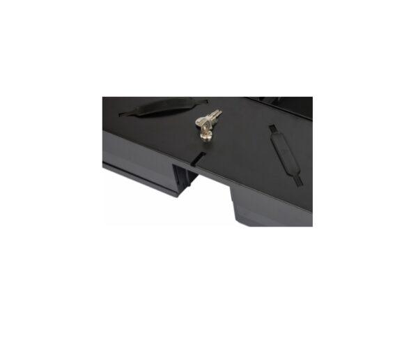 Συρτάρι te502 flip top με εσωτερικό καπάκι και κλειδαριά