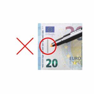 Μαρκαδόρος-στυλό πλαστών χαρτονομισμάτων ratiotec rp50