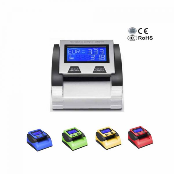 Ανιχνευτής πλαστών χαρτονομισμάτων proline md 333