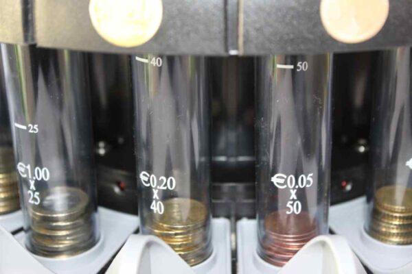καταμετρητής διαχωριστής κερμάτων te 113b