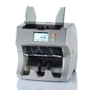 καταμετρητής χαρτονομισμάτων μικτής καταμέτρησης tn20 cash dna