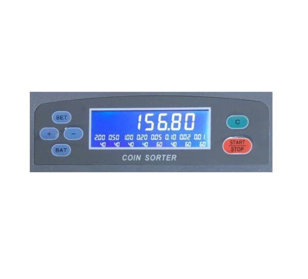 καταμετρητής & διαχωριστής κερμάτων ΤΕ 1112