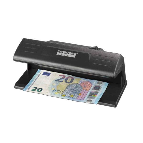 ανιχνευτής πλαστών χαρτονομισμάτων ratiotec soldi 120