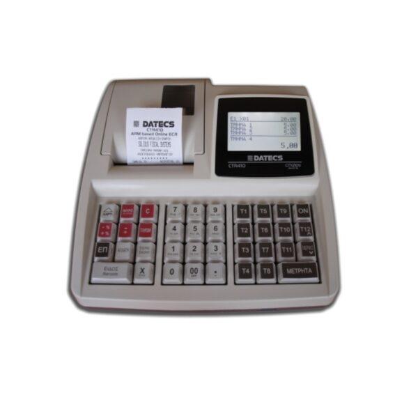 ταμειακή μηχανή γενικής χρήσης on line datecs ctr 410