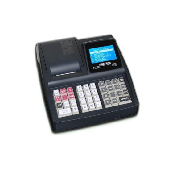ταμειακή μηχανή γενικής χρήσης on line datecs ctr 4100