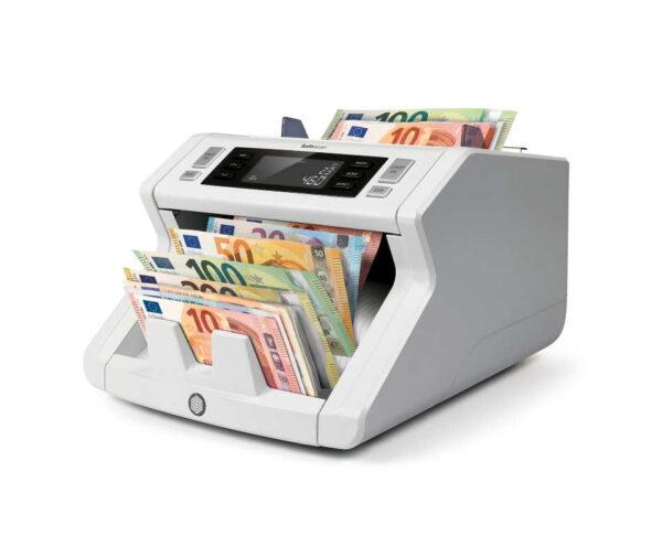 καταμετρητής χαρτονομισμάτων μεικτής καταμέτρησης Safescan 2265
