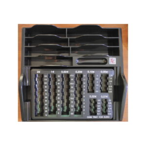 θήκη κερμάτων & χαρτονομισμάτων ΤΕ 520-Α